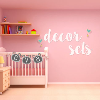 Decor Printable Sets